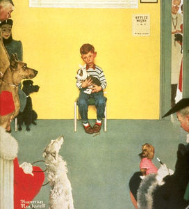 Norman Rockwell - 獣医