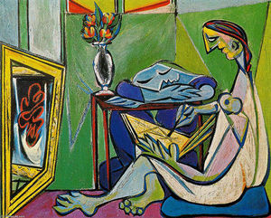Pablo Picasso - null muse