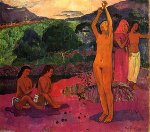 Paul Gauguin - 呼び出し