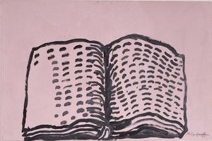 Philip Guston - 未定 本