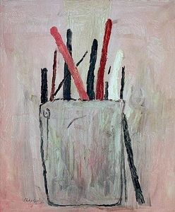 Philip Guston - ブラシ