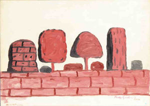 Philip Guston - ローマ