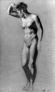Pierre-Paul Prud'hon - 女性 裸体
