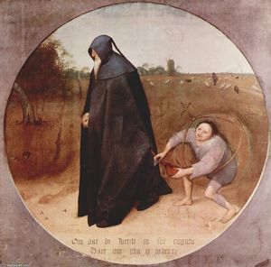 Pieter Bruegel The Elder - 人間嫌い
