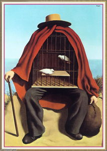 Rene Magritte - therapeutist