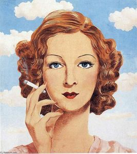 Rene Magritte - ジョーゼット マグリット