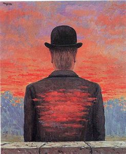 Rene Magritte - 詩人は報い