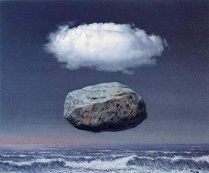 Rene Magritte - クリア 考え