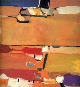 Richard Diebenkorn - a 日 で レース