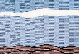 Roy Lichtenstein - 風景