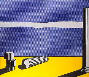 Roy Lichtenstein - 廃墟