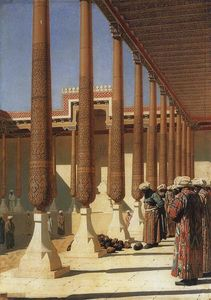 Vasily Vasilevich Vereshchagin - 現在のトロフィー