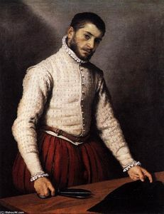 Giovanni Battista Moroni - ザー テーラー
