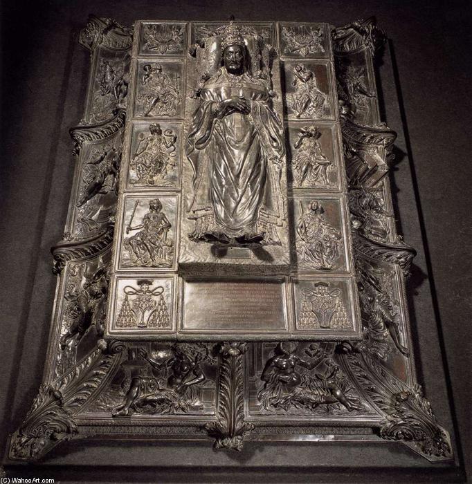 シクストゥス4世の記念碑, 1484 ...
