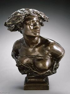 Jean Baptiste Carpeaux - Negress