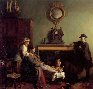 William Newenham Montague Orpen - 単なる破壊