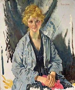 William Newenham Montague Orpen - 難民