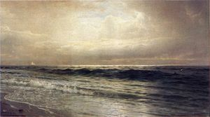 William Trost Richards - 海景 11