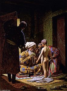 Vasily Vasilevich Vereshchagin - スレーブボーイを販売