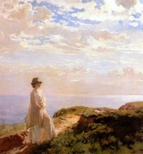 William Newenham Montague Orpen - A 夏の午後