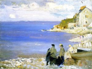 Charles Edward Conder - Swnage