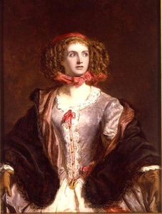 William Powell Frith - ラ Coranto -