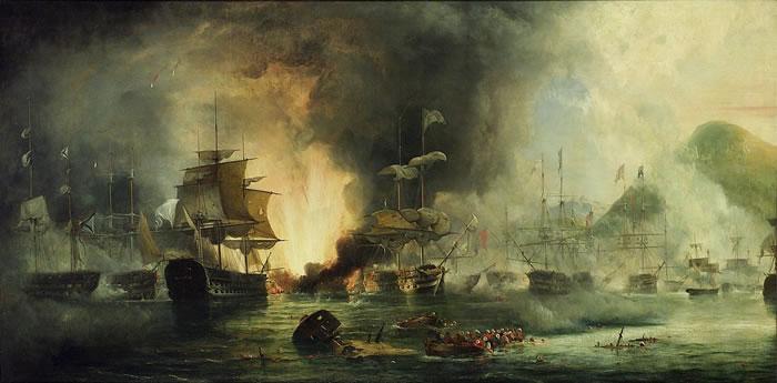 ナヴァリノの海戦 バイ George P...