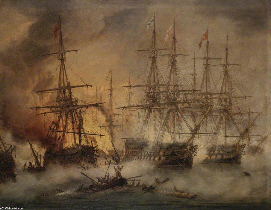 ナヴァリノの海戦 バイ Thomas L...