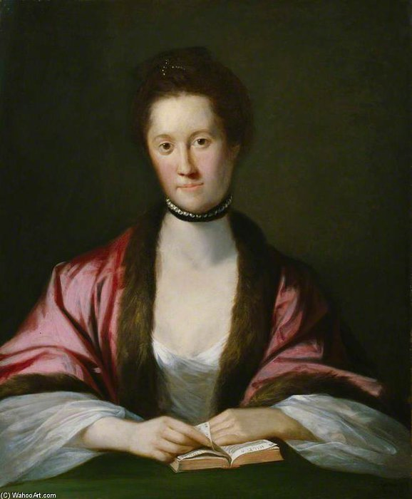 アンナスワード バイ Tilly Kettle (1735-1786, United Kingdom)