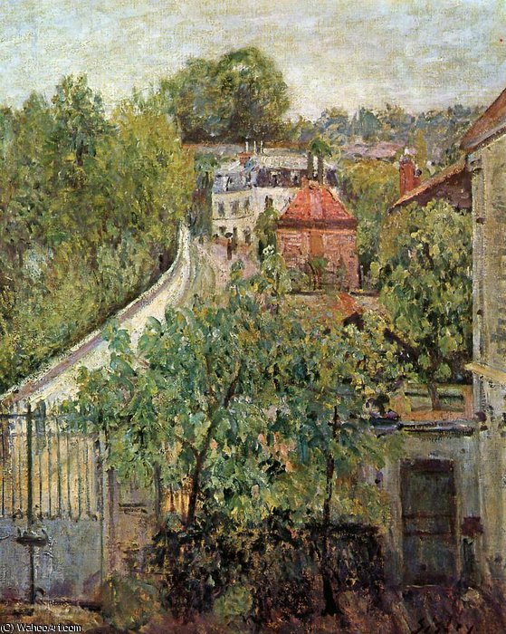 S_vres日で見る バイ Alfred Sisley (1839-1899, France)
