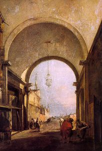 Francesco Lazzaro Guardi - 無題