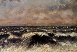Gustave Courbet - 海兵隊員