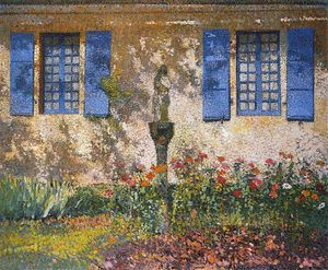 Henri Jean Guillaume Martin - レス Fenetres デ Marquayrol