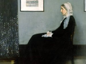 James Abbott Mcneill Whistler - 母親