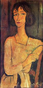 Amedeo Modigliani - (5997)無題