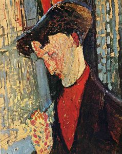Amedeo Modigliani - 無題 7888