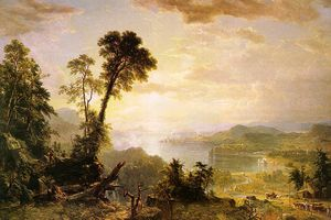 Asher Brown Durand - 無題 7143