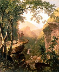 Asher Brown Durand - 無題 2558