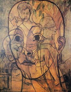 Francis Picabia - 無題 4382