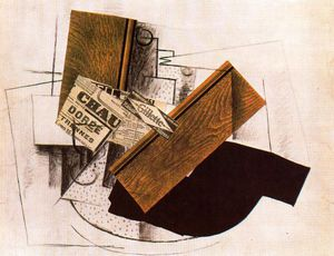 Georges Braque - 無題 3690