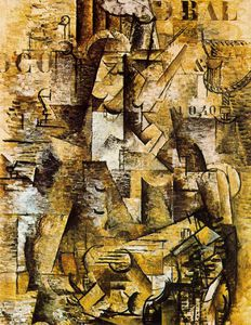 Georges Braque - 無題 9017