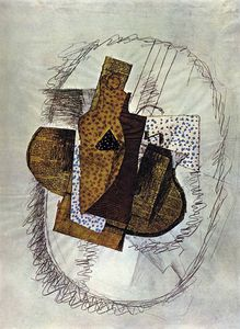 Georges Braque - 無題(1768)