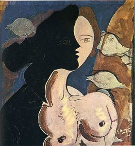 Georges Braque - 無題(156)