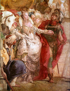 Giovanni Battista Tiepolo - 無題 (576)