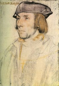 Hans Holbein The Younger - 無題 3345