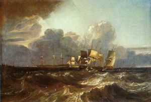 William Turner - 無題 1807