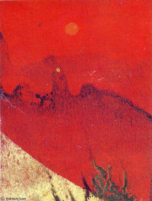 無題 3545   バイ Max Ernst (1891-1976, Germany)