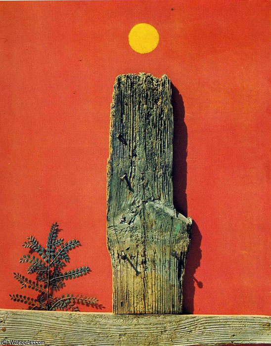 無題 9434   バイ Max Ernst (1891-1976, Germany)