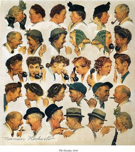 Norman Rockwell - 無題 5443