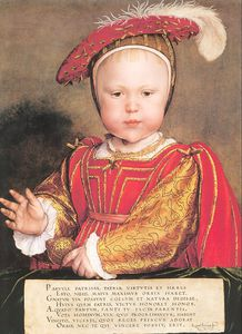 Hans Holbein The Younger - 無題(136)